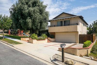 Thousand Oaks Single Family Home For Sale: 1441 Calle Hondanada