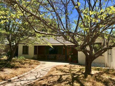 Ojai Single Family Home For Sale: 522 El Sol Street