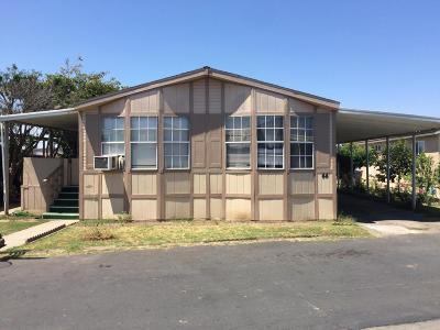 Oxnard Mobile Home Active Under Contract: 1853 Ives Avenue #44