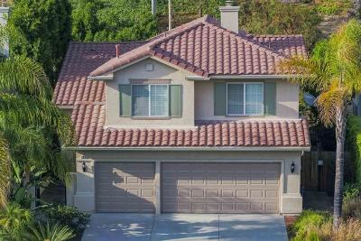 Thousand Oaks Single Family Home For Sale: 2461 Whitechapel Place