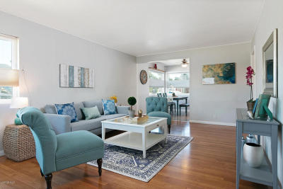 Ventura County Single Family Home For Sale: 110 Larmier Avenue