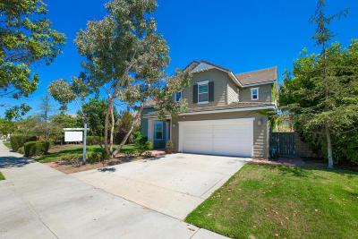 Oxnard Single Family Home For Sale: 3625 Eagle Bend Lane
