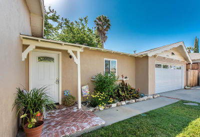 Simi Valley Single Family Home For Sale: 1431 Glacier Street