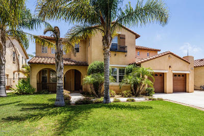 Oxnard Single Family Home For Sale: 2002 Keltic Lodge Drive