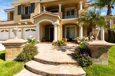 Thousand Oaks CA Single Family Home For Sale: $1,515,000