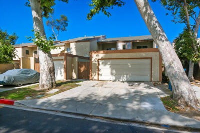 Port Hueneme Single Family Home For Sale: 607 Lighthouse Way