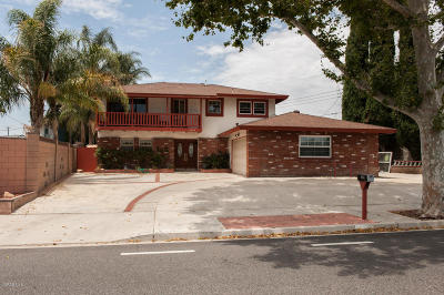 Simi Valley Single Family Home For Sale: 1859 Sycamore Drive