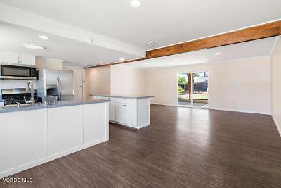Thousand Oaks CA Single Family Home For Sale: $625,000