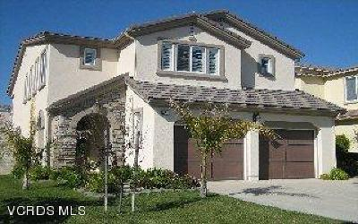 Oxnard Single Family Home For Sale: 4361 Waterside Lane
