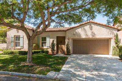 Oxnard Single Family Home For Sale: 3623 Fairmont Lane