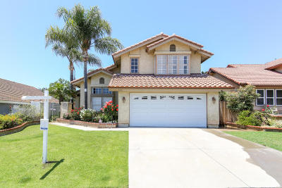 Camarillo Single Family Home For Sale: 1751 Summerfield Street