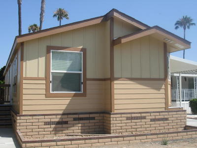 Camarillo Mobile Home For Sale: 4388 Central Avenue #96