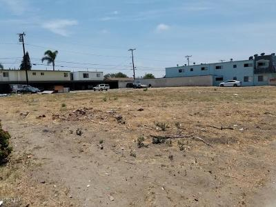 Oxnard Residential Lots & Land For Sale: S G St (Lot 1) Street