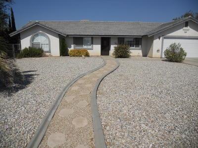 Single Family Home For Sale: 12450 Shamrock Avenue