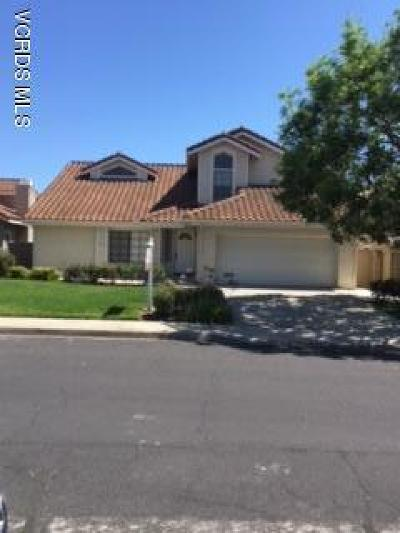Moorpark Rental For Rent: 12676 Ambermeadow Street