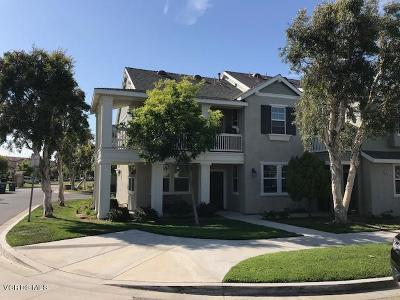 Oxnard Condo/Townhouse For Sale: 3005 Roia Lane