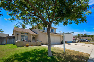Ventura CA Single Family Home For Sale: $534,900