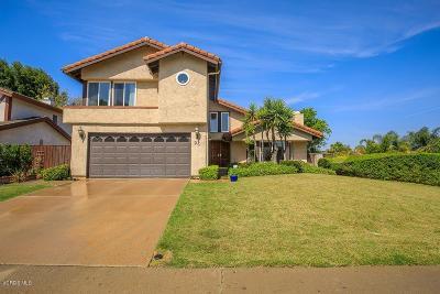 Thousand Oaks CA Single Family Home For Sale: $779,900