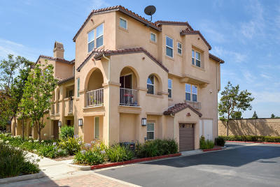 Camarillo Single Family Home For Sale: 4635 Via Del Sol