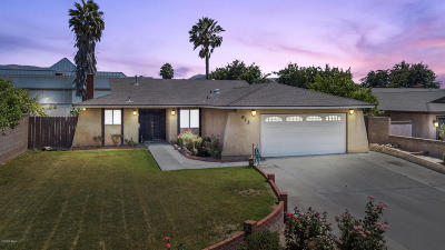 Ventura County Single Family Home For Sale: 912 Santa Clara Street