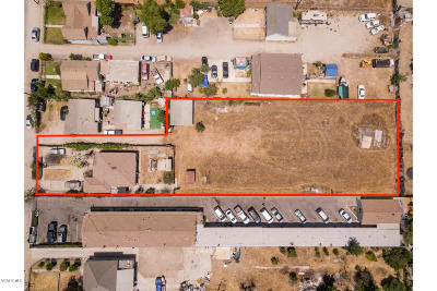 Oxnard Residential Lots & Land For Sale: 2520 Balboa Street