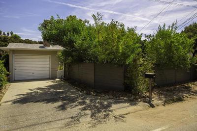Single Family Home For Sale: 204 El Conejo Drive