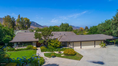 Santa Rosa (ven) Single Family Home For Sale: 11808 Pradera Road