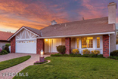 Agoura Hills Single Family Home For Sale: 29049 Acanthus Court