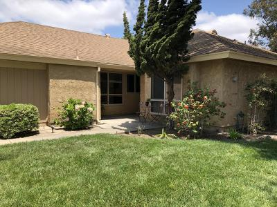 Camarillo Single Family Home For Sale: 5102 Village 5