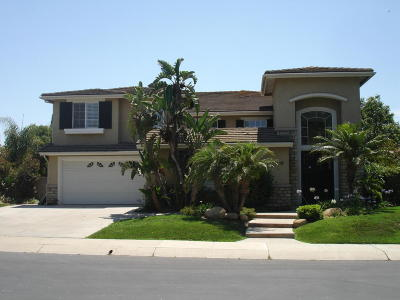 Camarillo Single Family Home For Sale: 758 Jewel Court