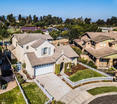 Camarillo Single Family Home For Sale: 167 Bellafonte Court