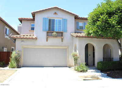 Oxnard Single Family Home For Sale: 911 Belleza Drive