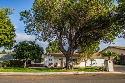 Thousand Oaks Single Family Home For Sale: 1330 Calle Bouganvilla