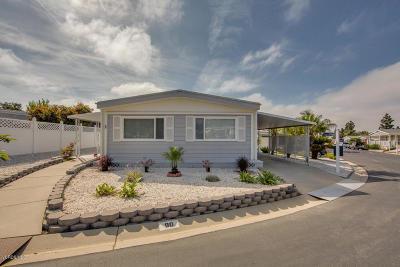 Ventura Mobile Home For Sale: 90 Pollock Lane