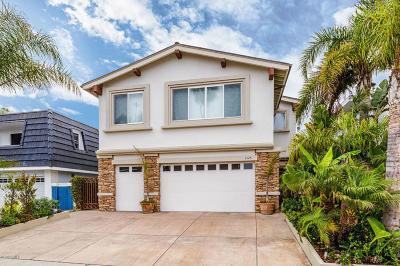 Ventura Single Family Home For Sale: 1325 Beachmont Street
