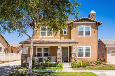 Ventura Single Family Home For Sale: 660 Aquamarine Avenue