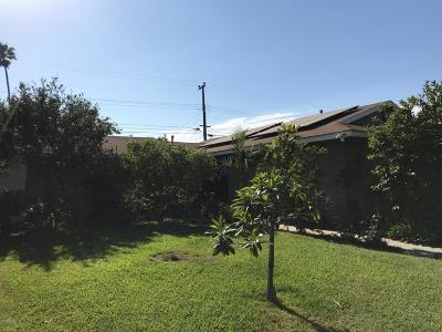 Oxnard Single Family Home For Sale: 2541 El Dorado Avenue