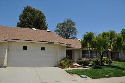 Camarillo Single Family Home Active Under Contract: 37214 Village 37