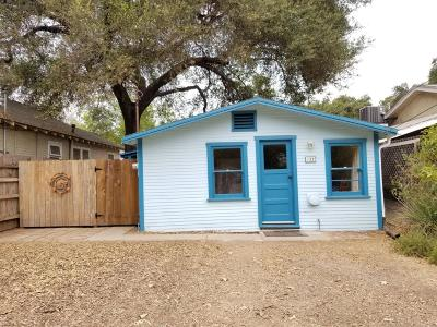 Single Family Home For Sale: 153 S Pueblo Avenue