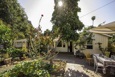 Ojai Single Family Home For Sale: 108 La Luna Avenue