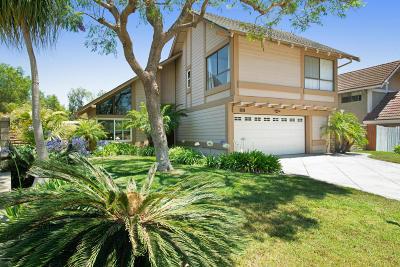 Camarillo Single Family Home For Sale: 5872 Mulberry Ridge Drive