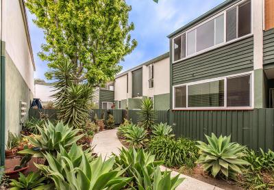 Ventura Single Family Home Active Under Contract: 3700 Dean Drive #2502