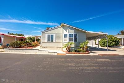 Ventura Mobile Home For Sale: 119 Frost Circle