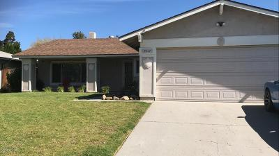 Ventura Single Family Home For Sale: 7217 Wallaby Street