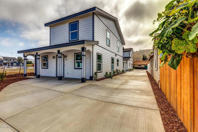 Ventura Multi Family Home Active Under Contract: 790 Olive Street