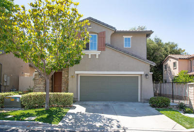 Newbury Park Single Family Home For Sale: 631 Clearwater Creek Drive