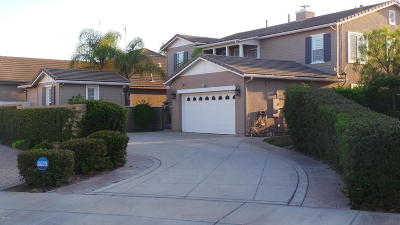 Oxnard Single Family Home Active Under Contract: 2021 Shadow Creek Drive