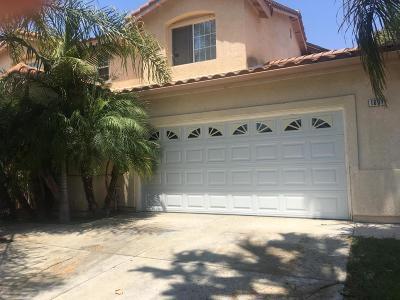 Oxnard Single Family Home For Sale: 1661 Licho Way