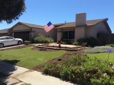 Ventura Single Family Home Active Under Contract: 7302 Ralston Street
