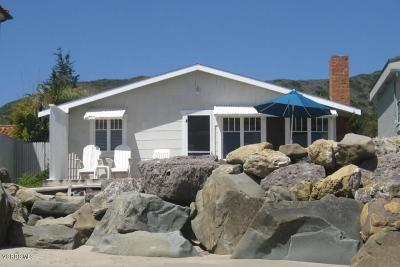 Ventura Rental For Rent: 4002 Pacific Coast Highway